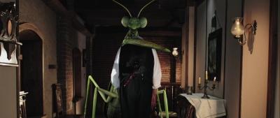 drac 3d mantis